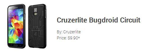 best-galaxy-s5-accessories-cruzerlite-bugdroid
